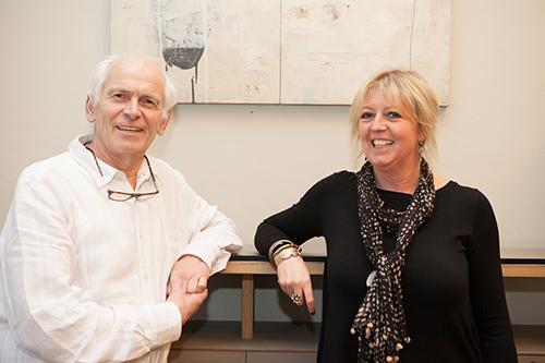 Pierre Moorkens & Isabelle Hoebrechts