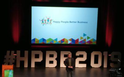 5 inzichten van #HPBB2019 over werkgeluk