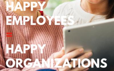 Waarom je hele organisatie moet bezig zijn met werkgeluk