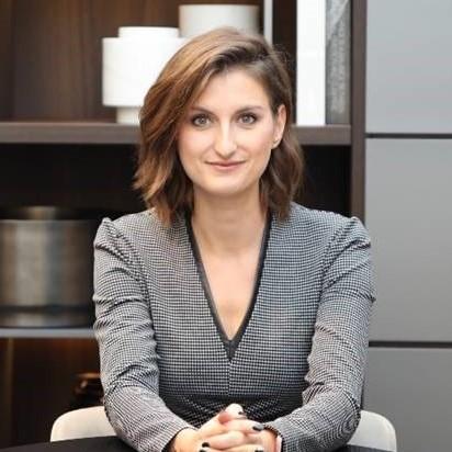Aïda Sels, wellbeing consultant bij 361°